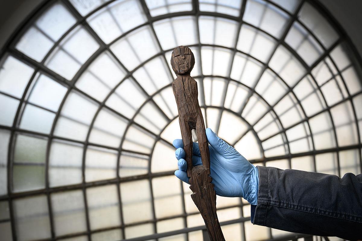 La fonte des glaciers des Alpes dévoile des trésors enfouis depuis des millénaires