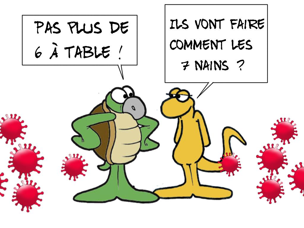 """""""Question de chiffres"""", par Munoz"""