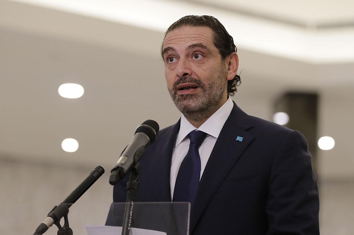 Liban: de retour, le Premier ministre Hariri promet à nouveau des réformes