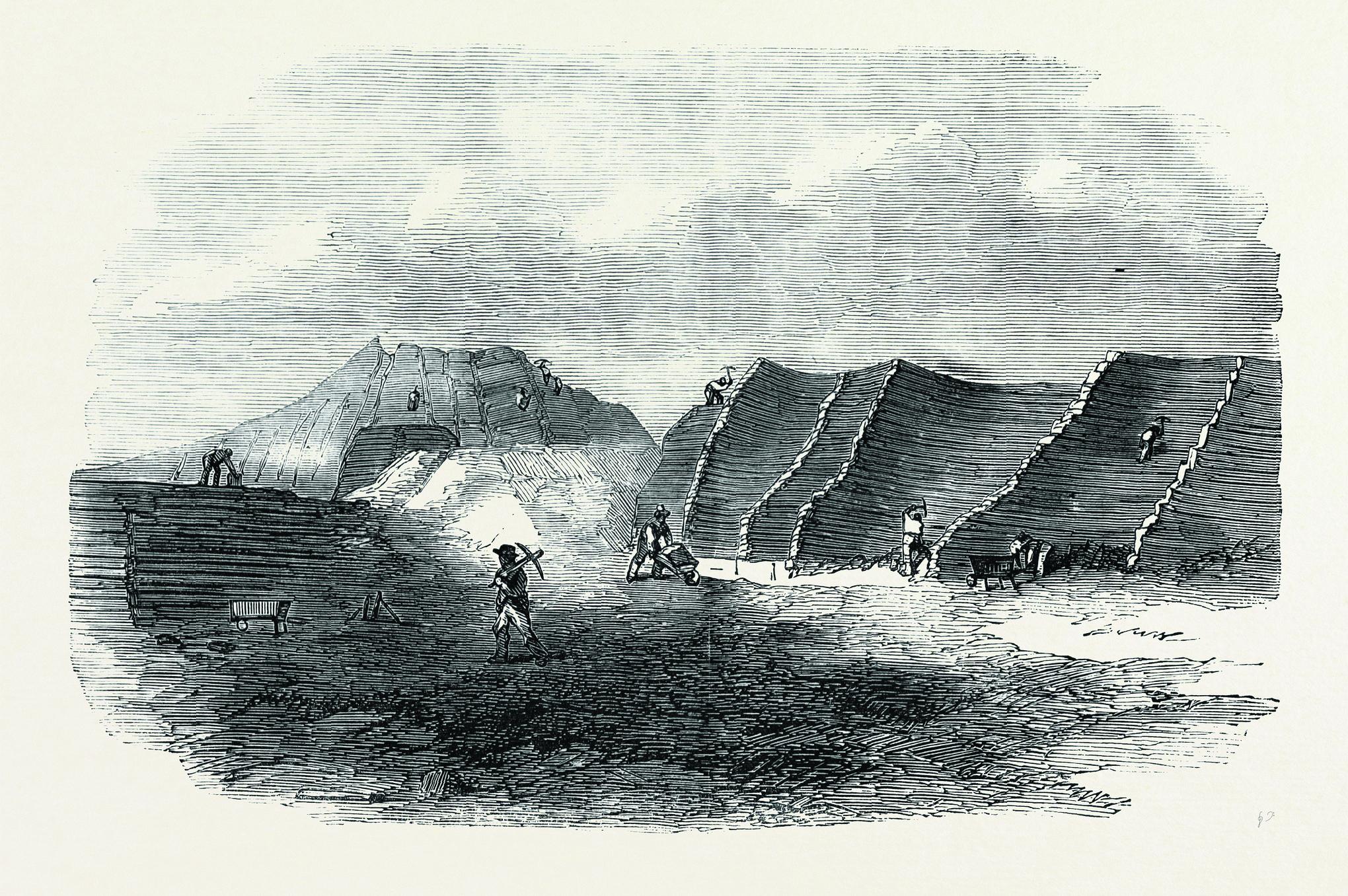 On a beaucoup lu, ici et là, que les Pascuans enlevés en 1863 avaient été emmenés dans les mines de guano des îles Chincha ce qui est faux : ils furent exploités dans les plantations de grandes haciendas.