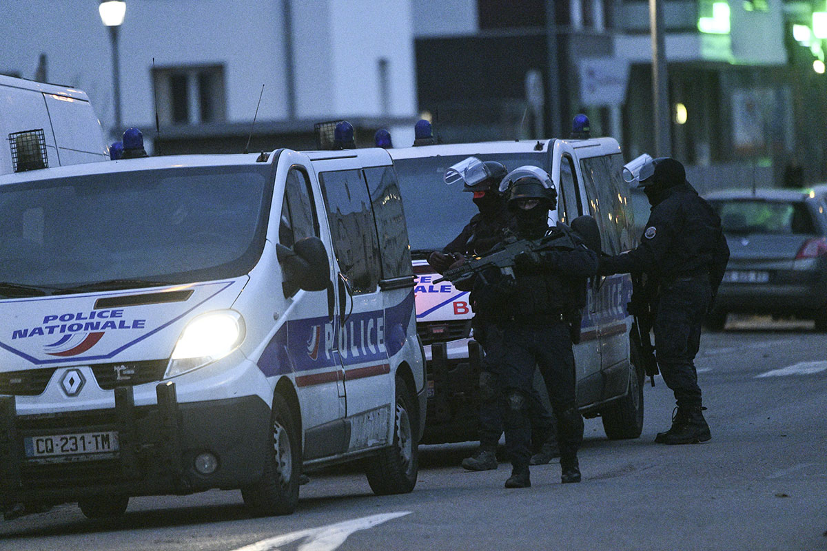 Interpellation en Alsace d'un Italien soupçonné de 160 viols ou agressions sexuelles en Allemagne