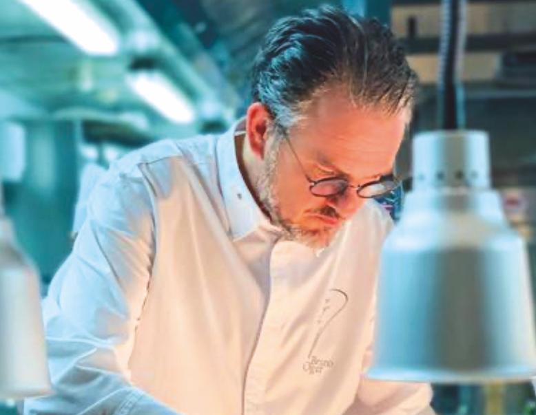 Bruno Oger chef consultant du Lotus