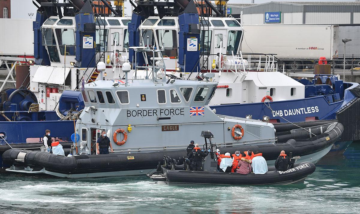 GB : sept hommes en garde à vue, soupçonnés d'avoir voulu détourner un pétrolier
