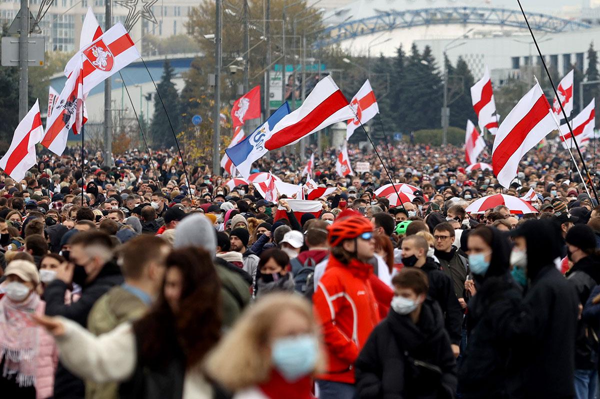 Bélarus : l'opposition annonce le début d'une grève, malgré les pressions