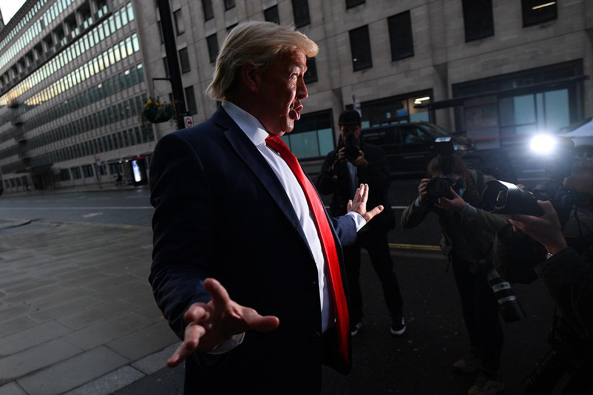 Trump près d'une nouvelle victoire à la Cour suprême