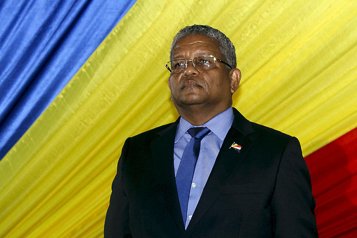 Seychelles: le nouveau président Ramkalawan prend ses fonctions