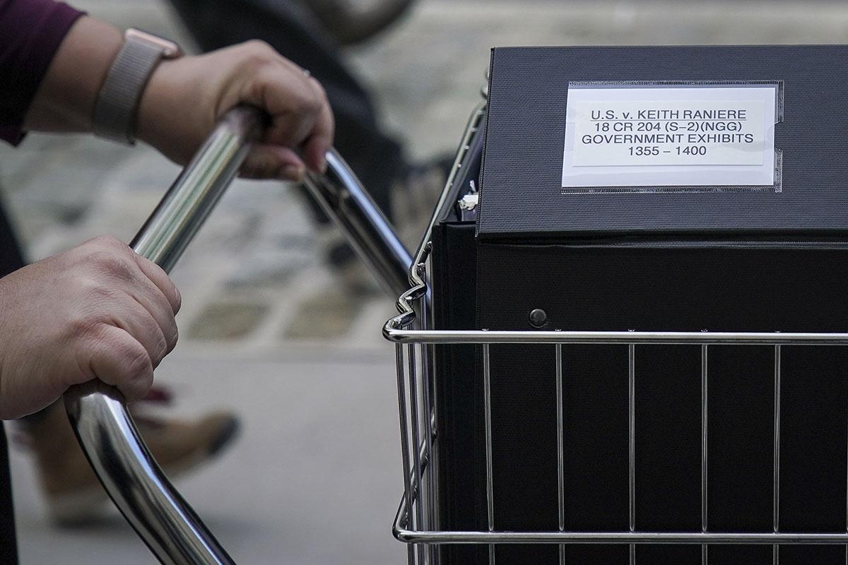 Le gourou américain Keith Raniere condamné à 120 ans de prison