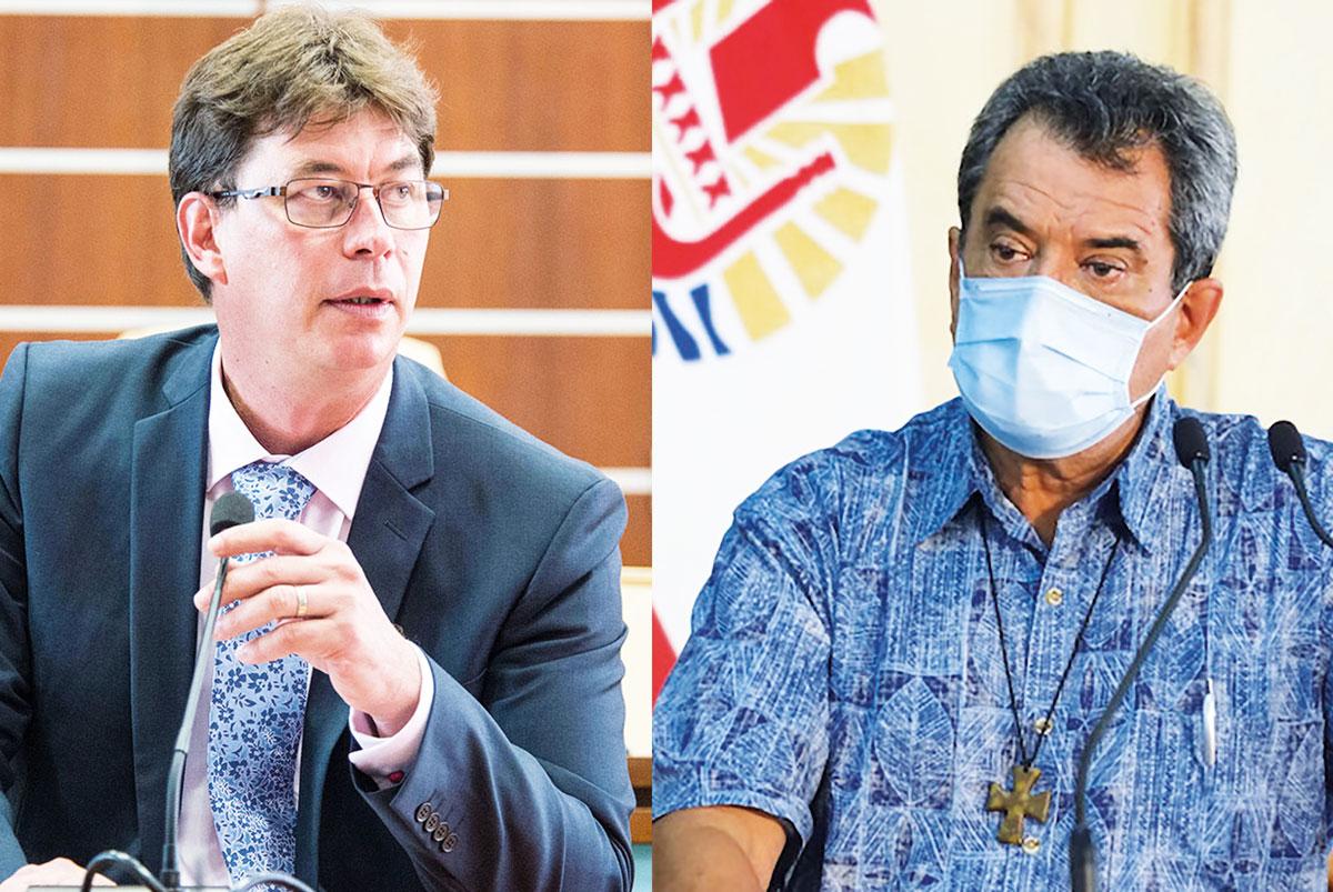 Renégociation du PGE à 28,6 milliards : la Calédonie insiste, la Polynésie dubitative