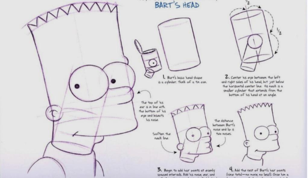 Page enfant : Comment fait-on un dessin animé ?