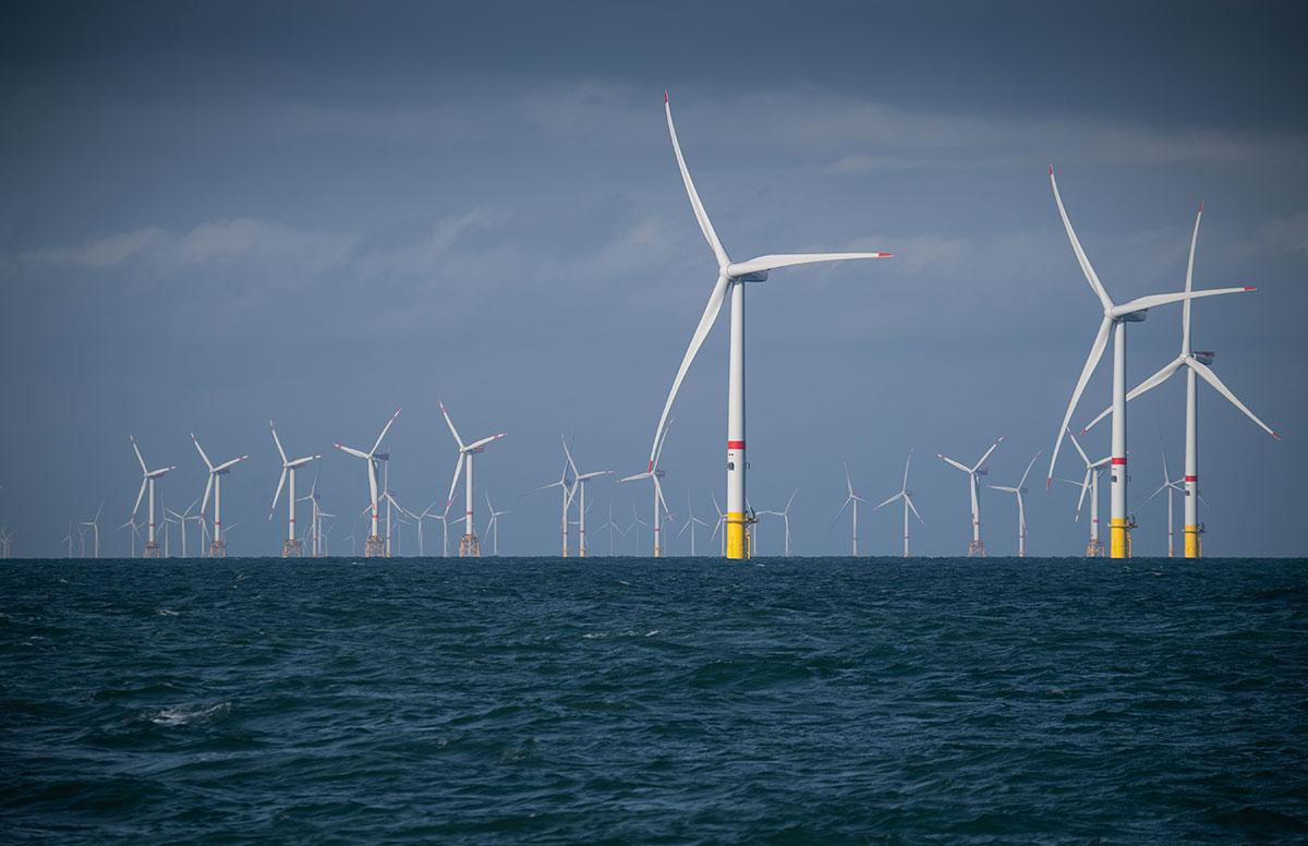 L'inquiétude grandit autour du parc éolien en baie de Saint-Brieuc
