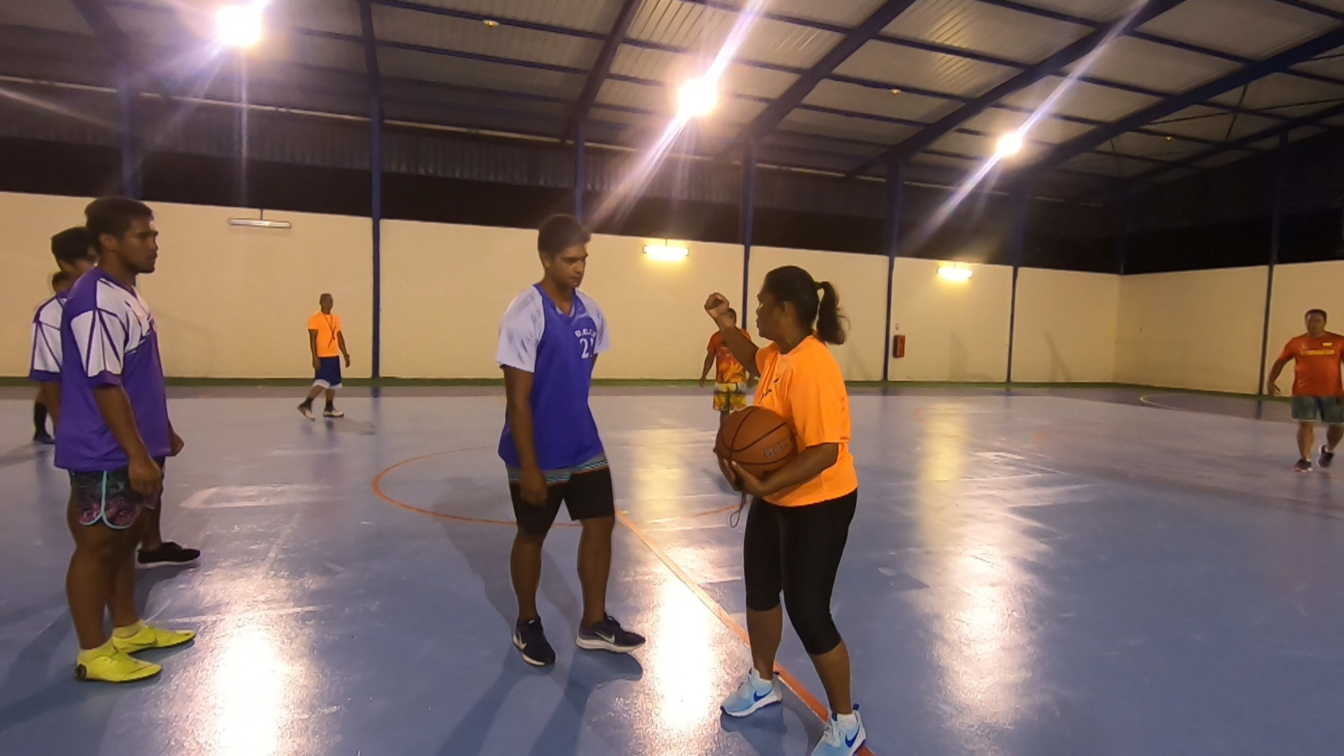 Le basket reprend à Tumara'a