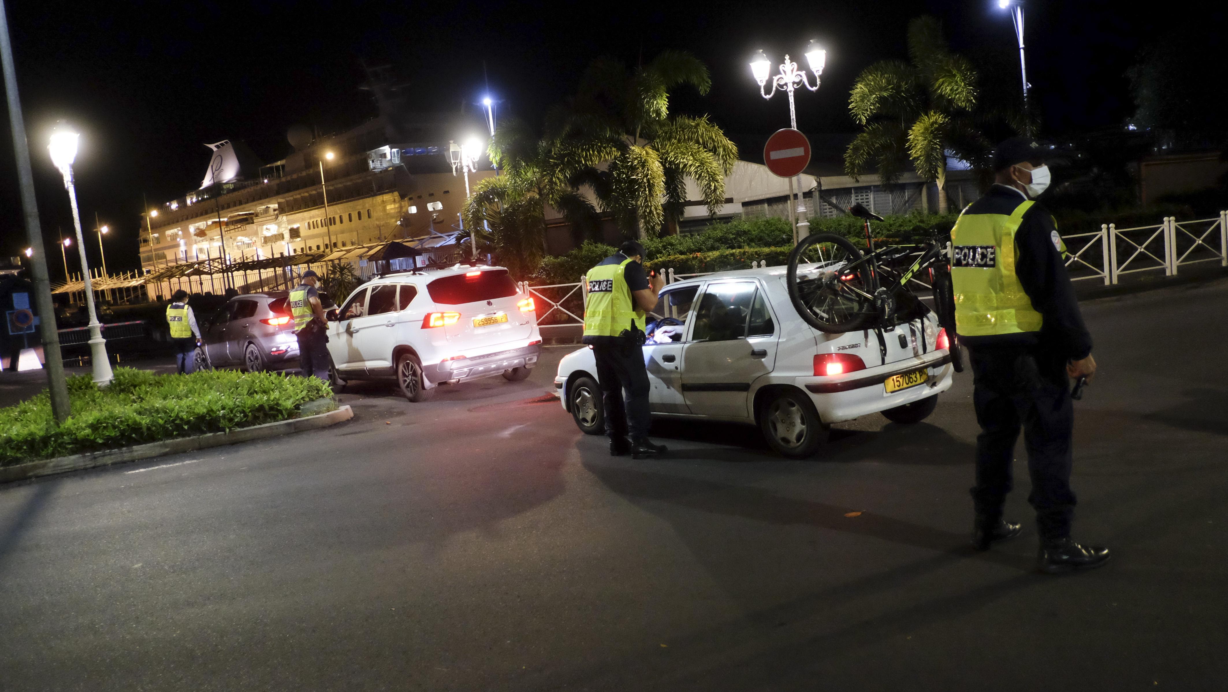 Week-end de Toussaint agité malgré le couvre-feu
