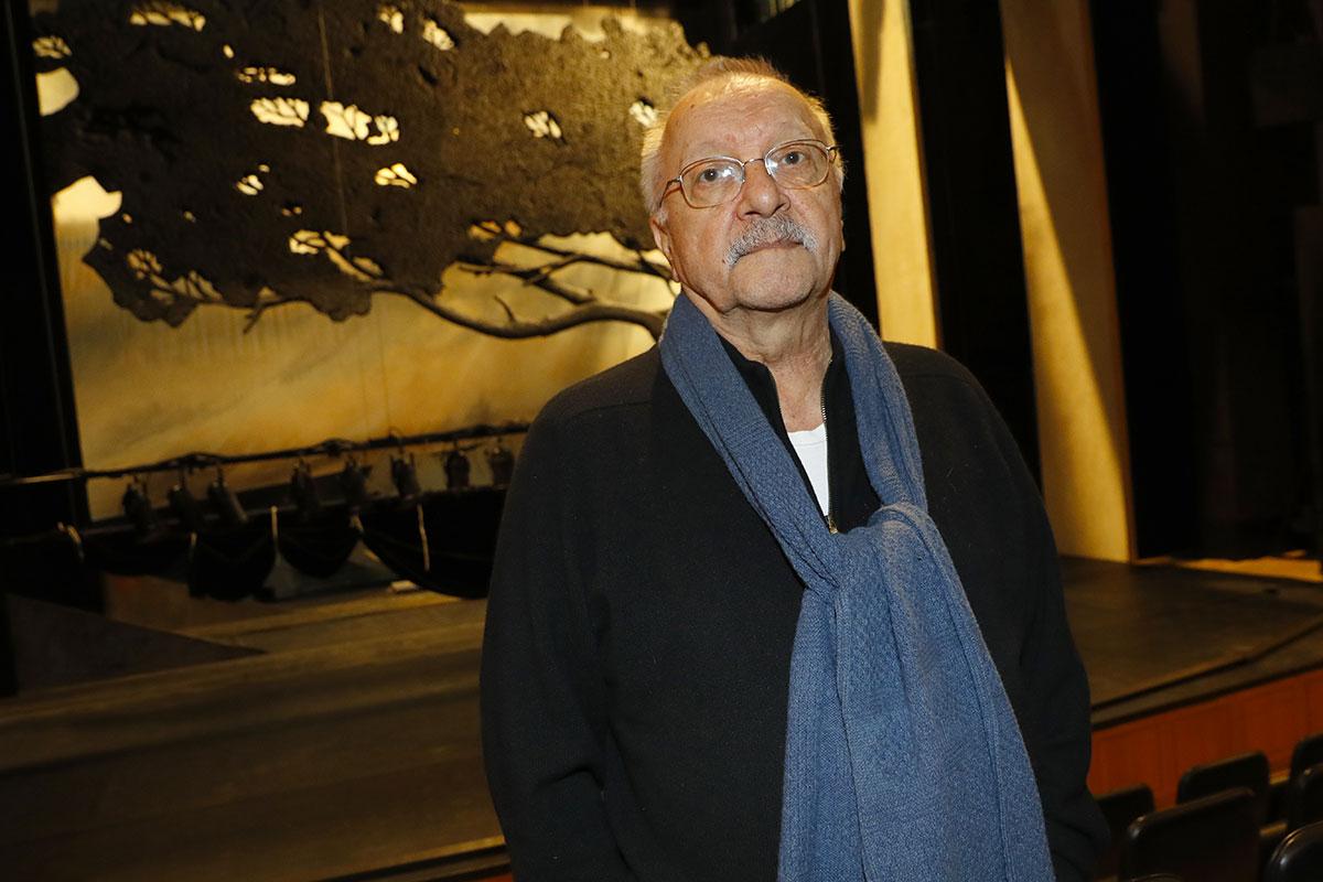 Décès du metteur en scène Jean-Pierre Vincent à l'âge de 78 ans