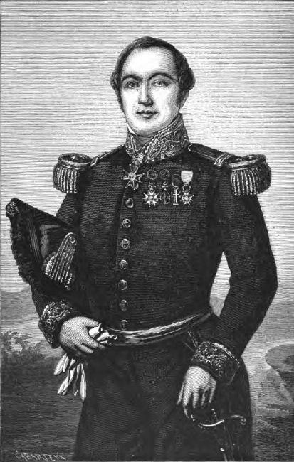 C'est à l'amiral Fébvrier Despointes que l'on doit la prise de possession par la France de la Nouvelle-Calédonie fin septembre 1853.