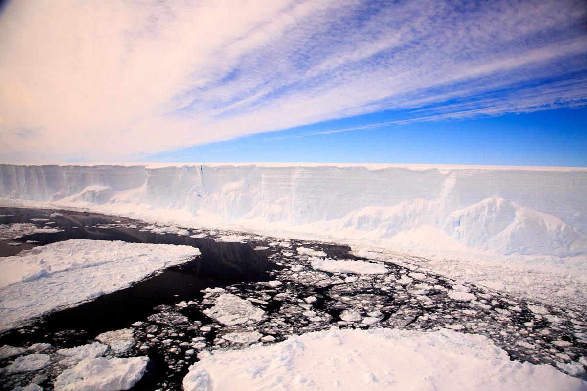 Un iceberg géant menace des colonies de manchots en Atlantique Sud