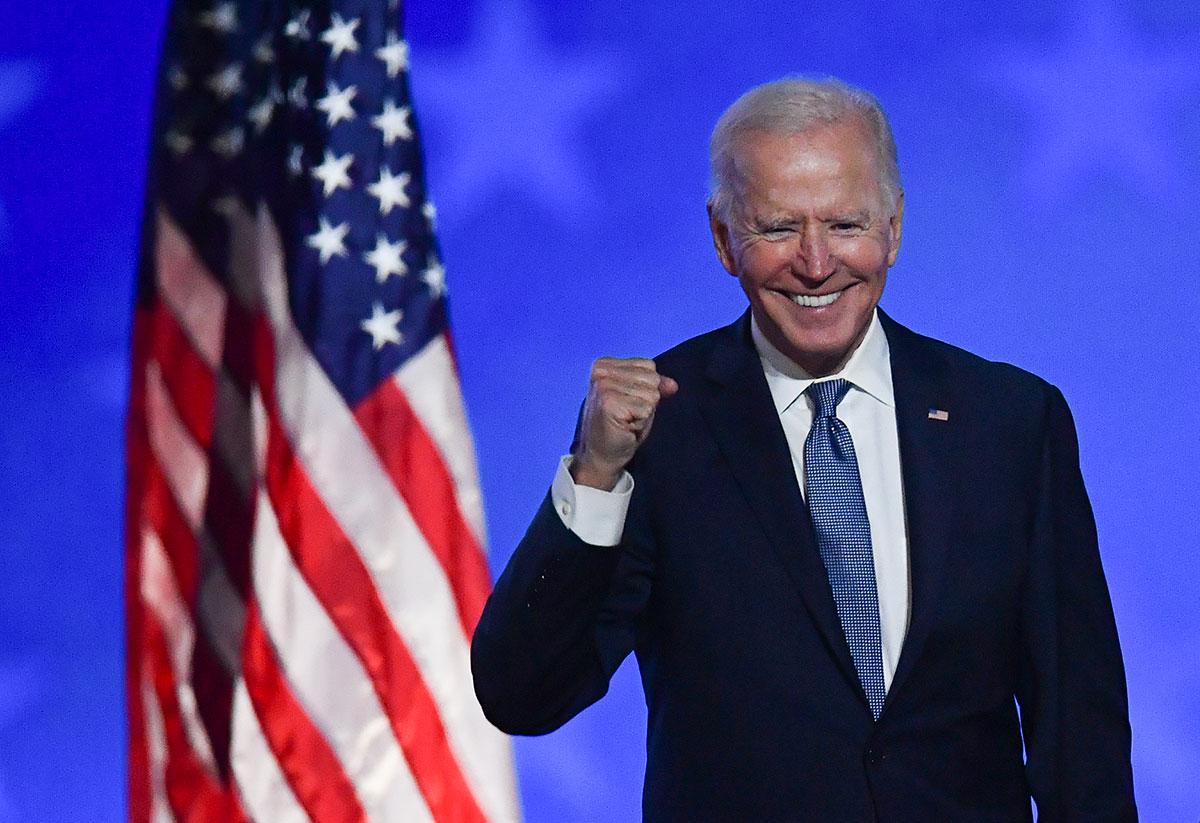 Biden passe devant Trump en Pennsylvanie, à un pas de la Maison Blanche