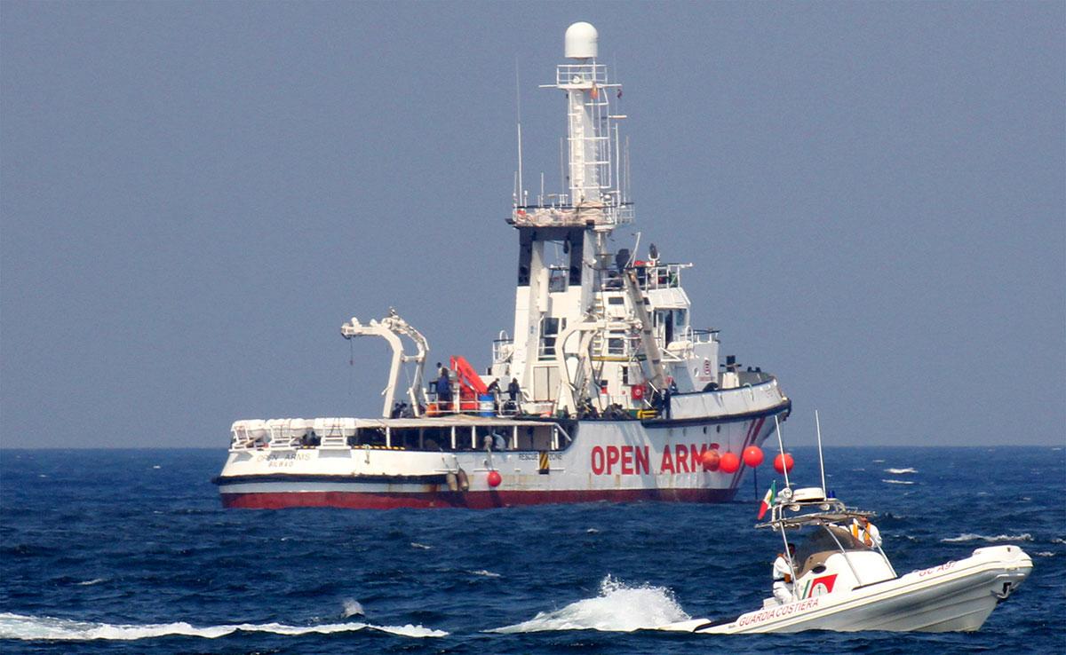 Méditerranée: une ONG recueille 263 migrants et déplore six morts