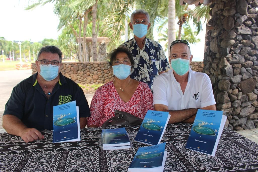 Les parutions de la Société des études océaniennes