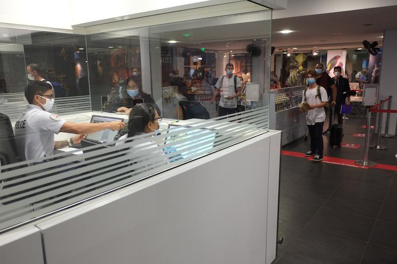 Les touristes métropolitains ne sont plus autorisés à voyager en Polynésie