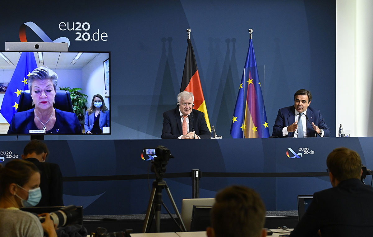 Les 27 unis pour lutter contre le terrorisme en ligne et renforcer les frontières extérieures