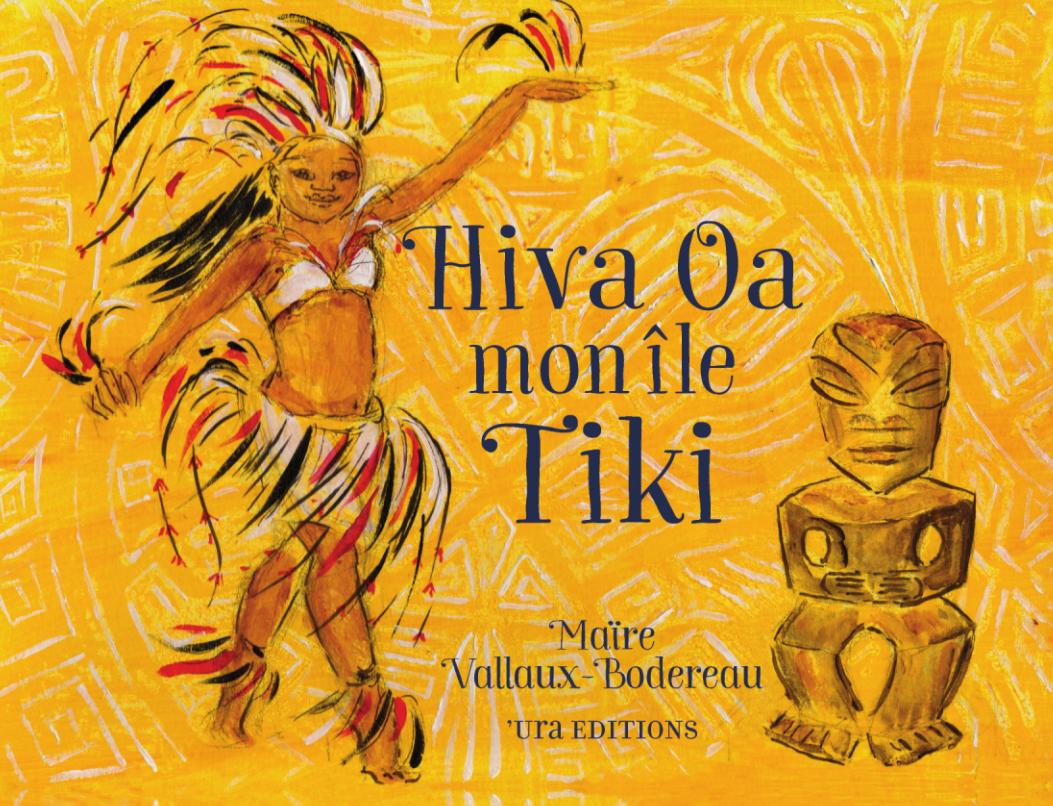 Direction Hiva Oa avec 'Ura éditions