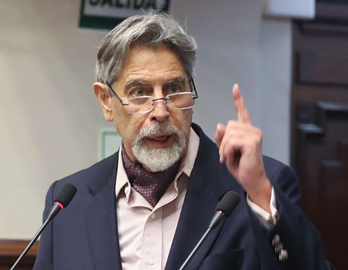 Le Pérou a un nouveau président après une semaine de chaos politique