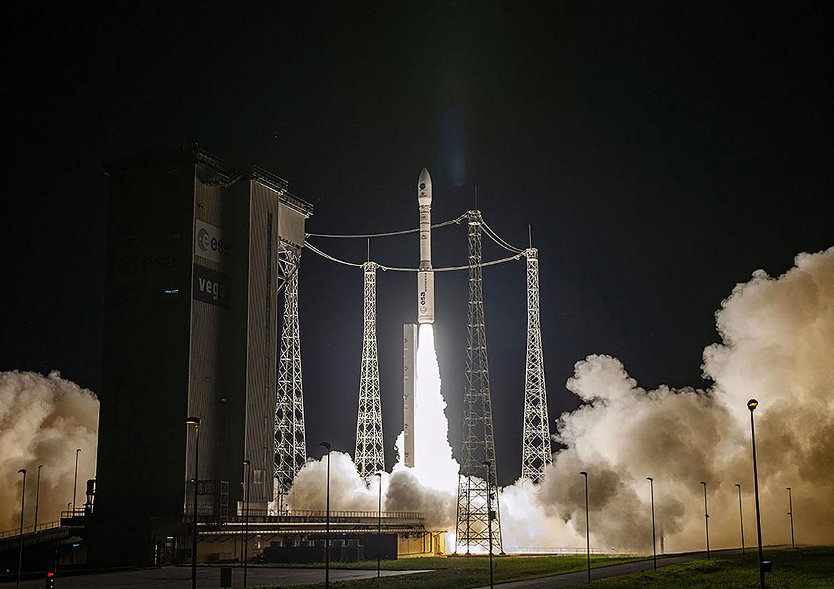 La fusée européenne Vega essuie un nouvel échec