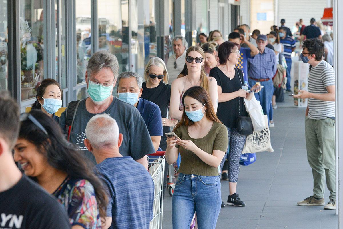 Coronavirus: six jours de confinement dans l'Etat d'Australie-Méridionale