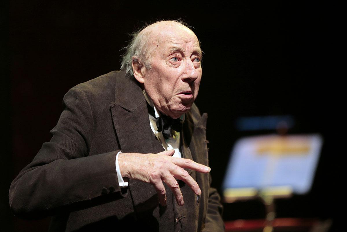 Décès à 90 ans du comédien Michel Robin, célèbre second rôle