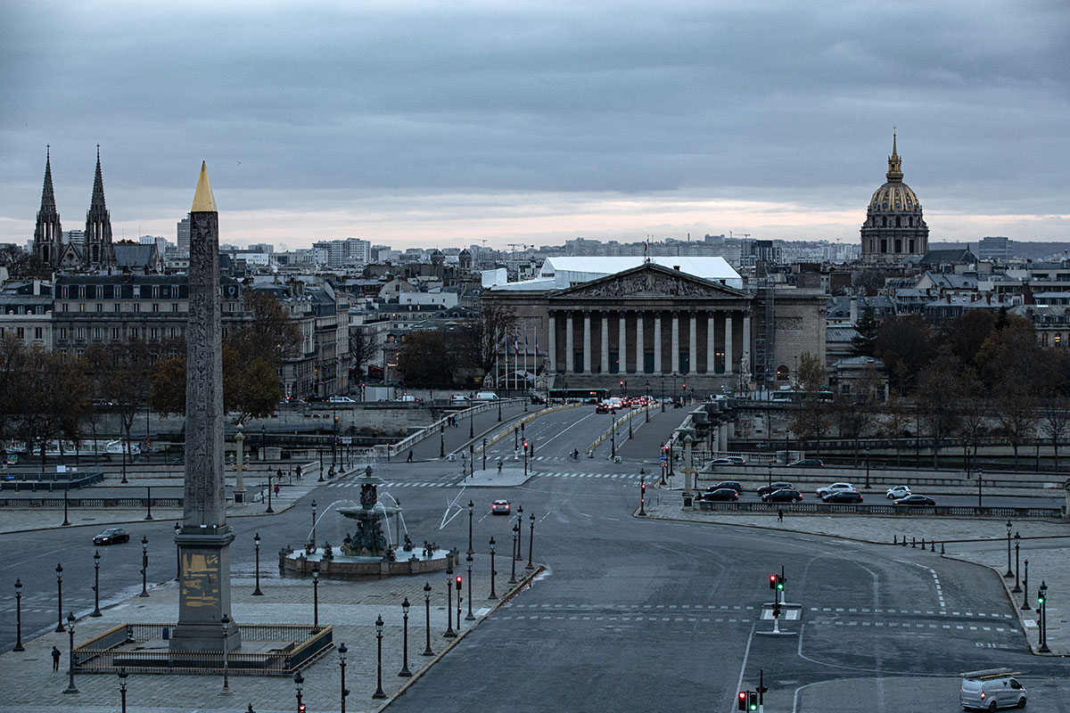 Paris veut se refaire une beauté