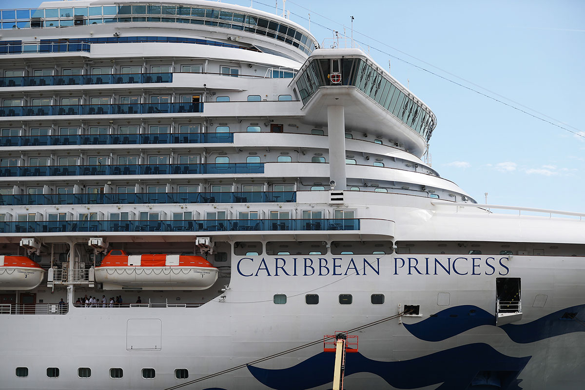Princess Cruises annule certaines croisières jusqu'à novembre 2021