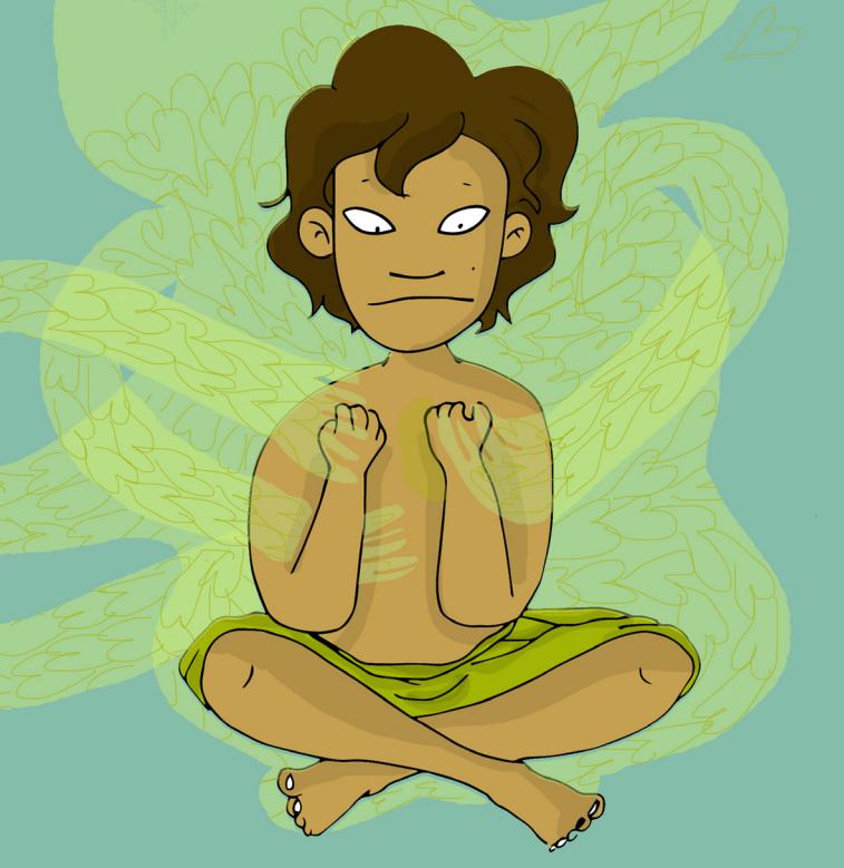 Page enfant : La tristesse et la colère, premiers livres polynésiens sur les émotions