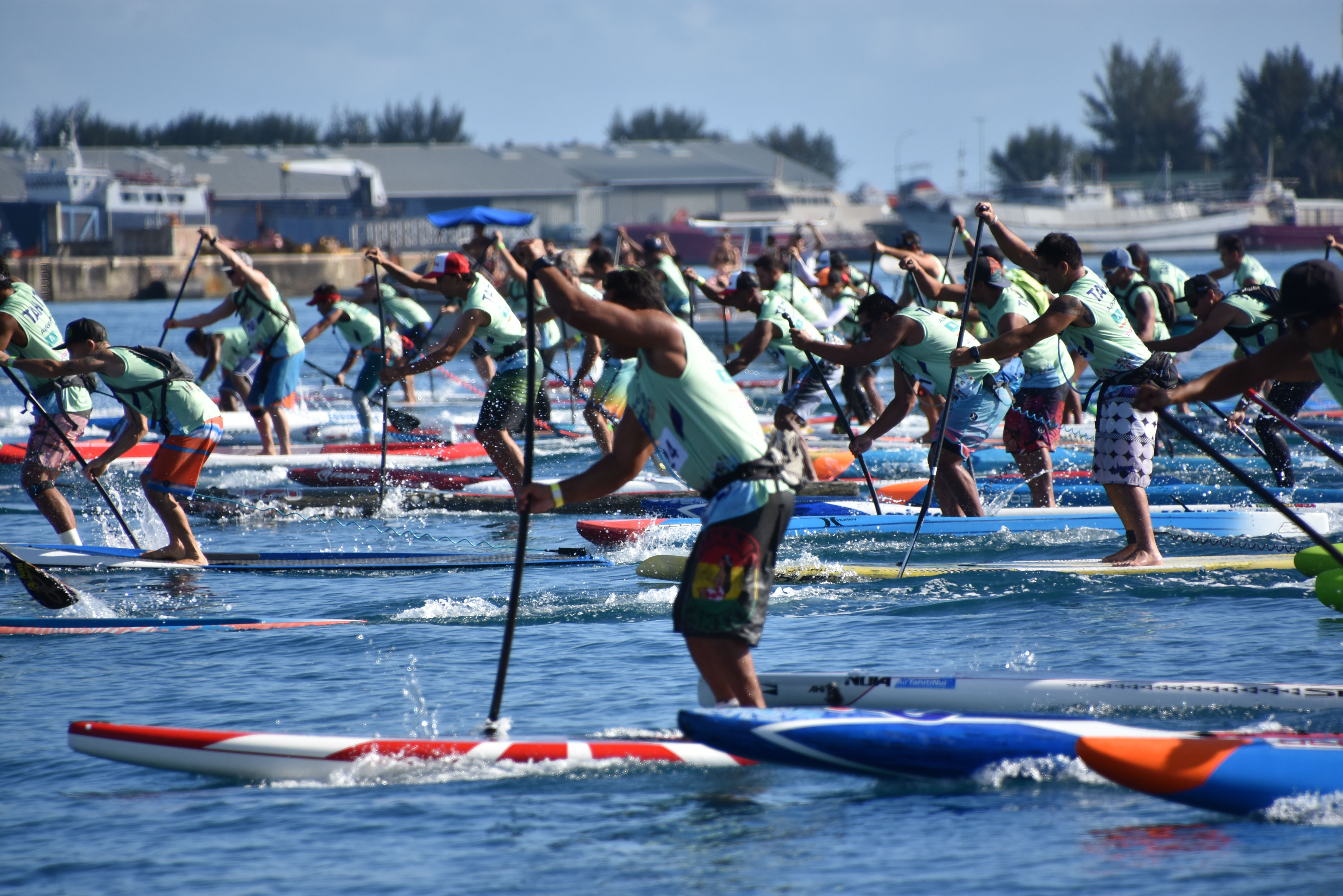 La 7ème édition du Paddle Festival reportée à 2021