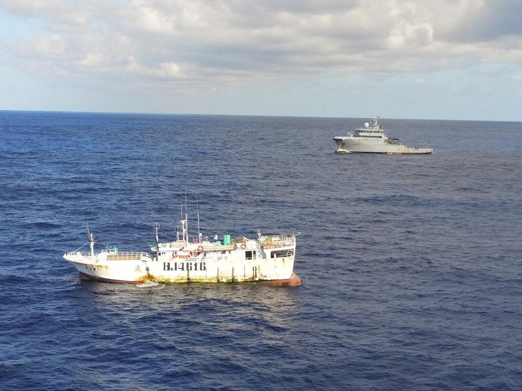 Aucune infraction relevée dans la zone de pêche aux Tuamotu de l'Est