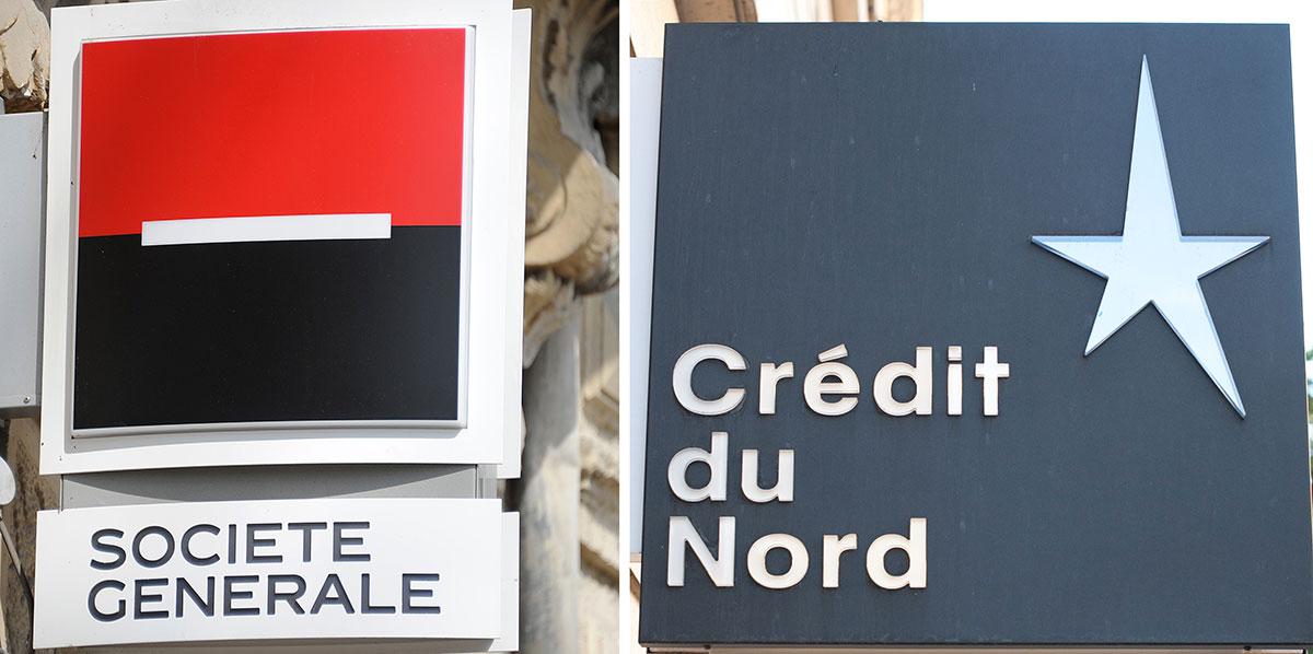 Les réseaux bancaires Société Générale et Crédit du Nord vont fusionner