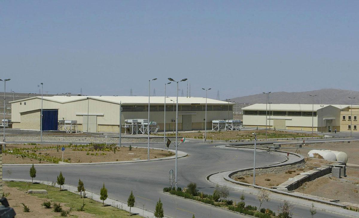 """Iran: les nouvelles cascades de centrifugeuses de Natanz """"profondément préoccupantes"""" pour Paris, Londres et Berlin"""