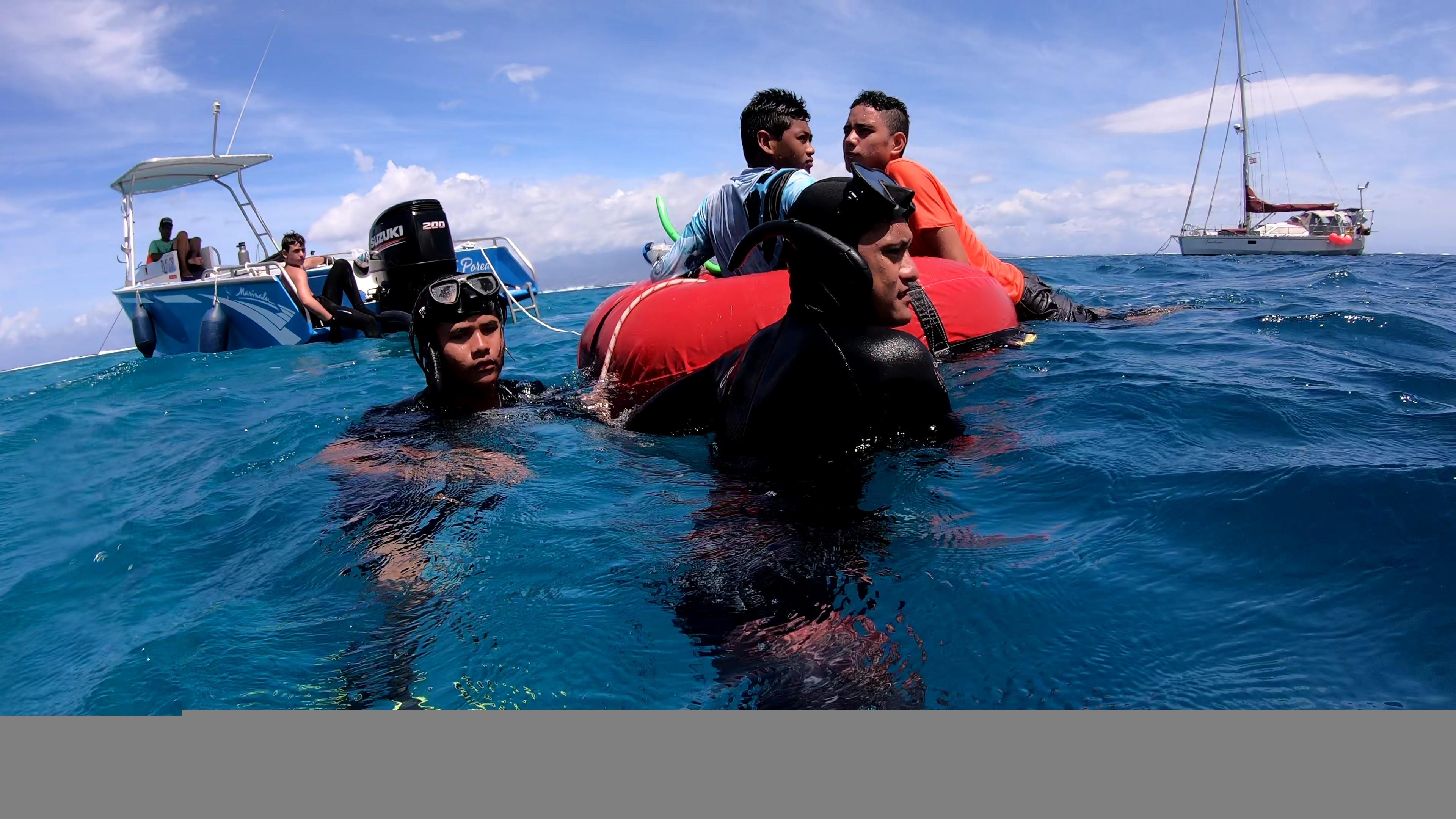 Une formation pour sensibiliser aux risques de la pêche sous-marine
