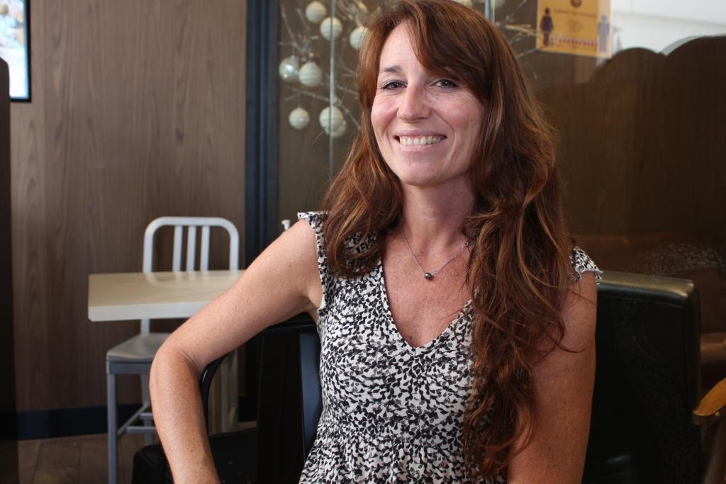 Alexia Durand, embarquée dans l'aventure des Bricoleurs de Tahiti