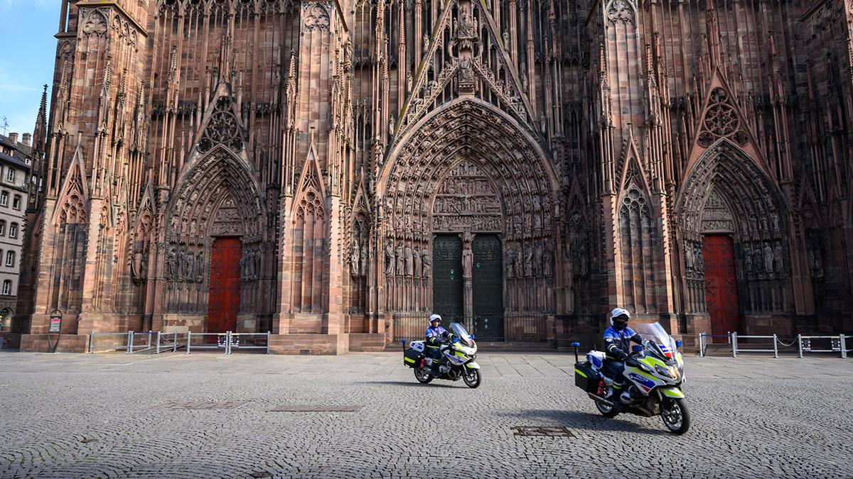 Des fêtes clandestines repérées à Marseille, Strasbourg et Nantes ce week-end