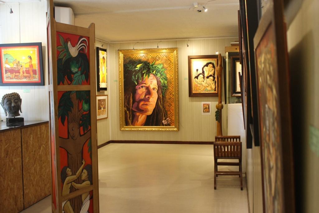 La galerie Au Chevalet rend hommage à Bobby Holcomb