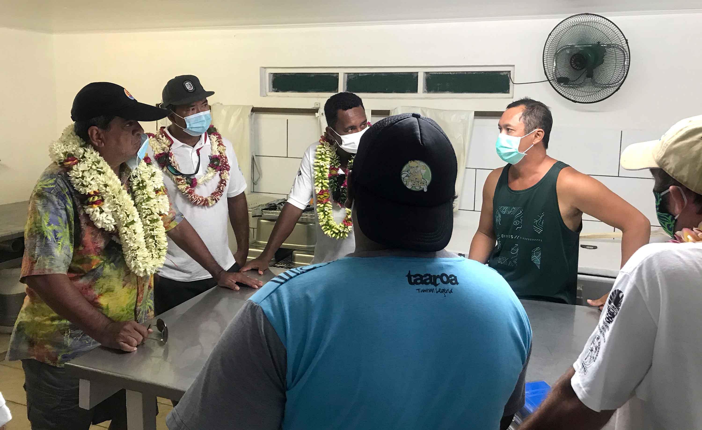 Le 'O'eo au cœur d'un projet de gestion durable à Rangiroa