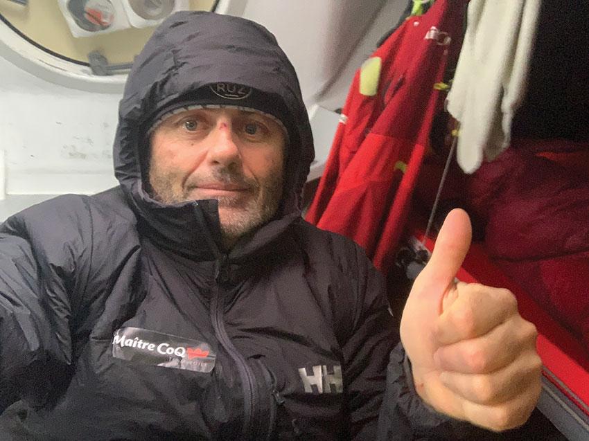 Vendée Globe: Bestaven, le nouveau maître de la course