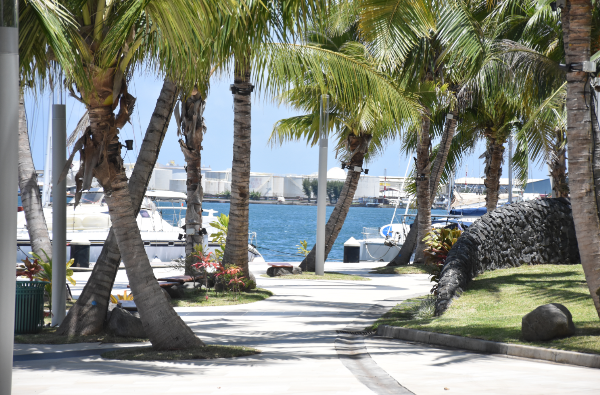 Deux nouveaux restaurants les pieds dans l'eau à Papeete