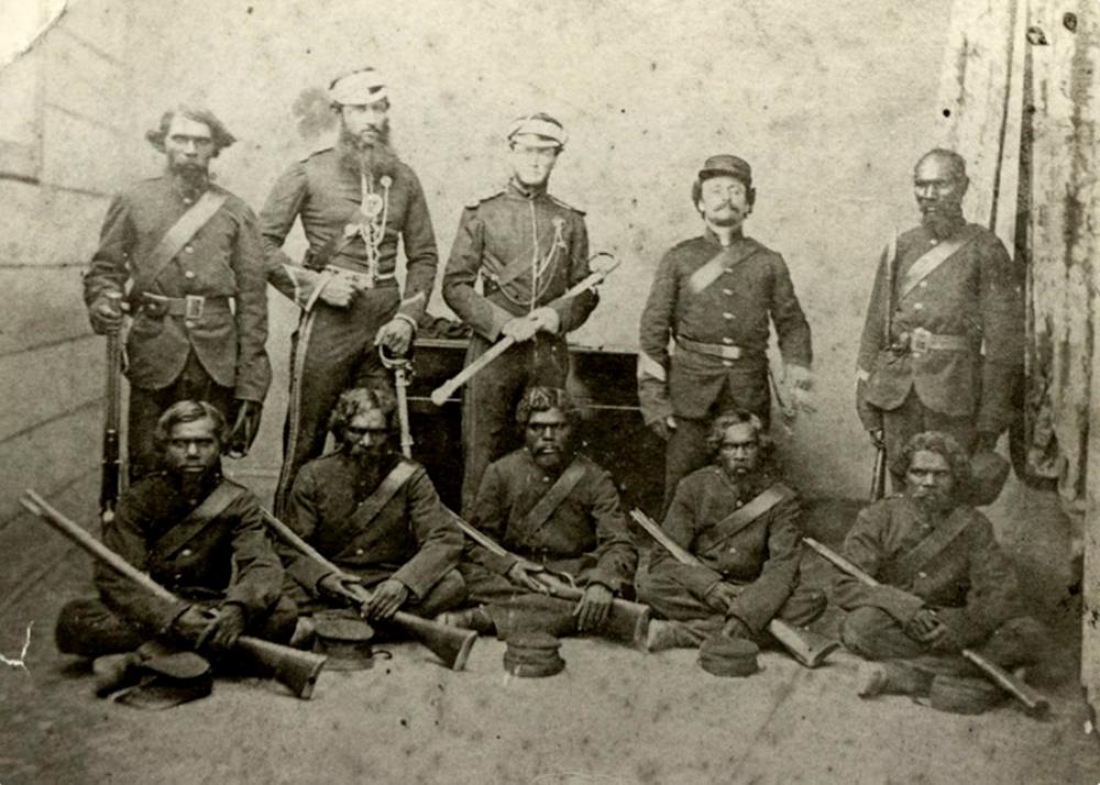 On n'a pas recueilli les impressions des Aborigènes chargés de massacrer leurs congénères. Il aurait été intéressant de pouvoir connaître leurs sentiments...