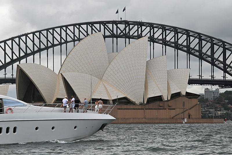 Australie: nouvelles restrictions à Sydney après l'apparition de cas de coronavirus