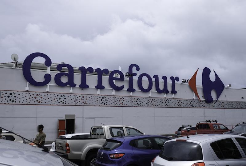 Grève effective mardi dans les quatre Carrefour de Tahiti