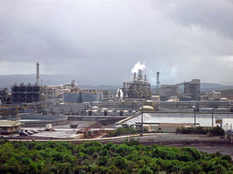 Nouvelle-Calédonie: les salariés de l'usine de Vale inquiets pour les emplois
