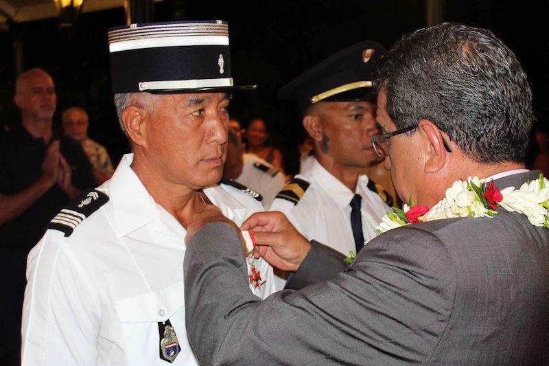 L'ancien gendarme Lucien Li à la tête du service d'accueil et de sécurité