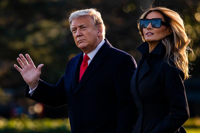 Donald Trump offre à ses alliés de nouvelles grâces controversées