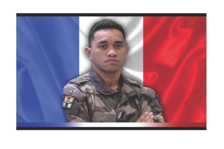 Le brigadier-chef Tanerii Mauri était déployé au Mali depuis le 15 novembre. (photo : Armée de terre)